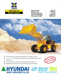 Wheel Loader XG-955 III