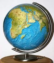 Globe Diameter 13 cm
