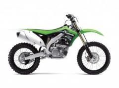 2013 Kawasaki KX-450F Dirt Bikes