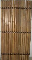 Split natural bamboo fences 180cmx90cm