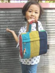 Rainbow bag for laptops