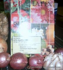 Pupuk Gramafix® Sayuran Umbi [ Fertilizer for Root