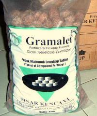 Pupuk Tablet Tanaman Mente [ Fertilizer for