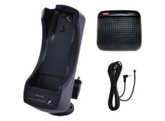 Handsfree vehicle docking station