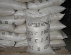 Magnesium Sulfat Mg SO4 7H2O