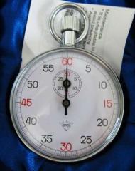 Diamond Stop Watch model 505