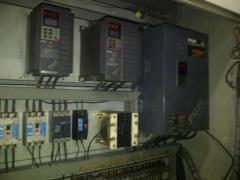 Inverter Fuji Frenic 5000P11 55KW - 380v