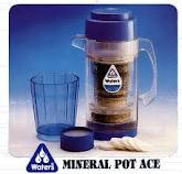 Mineral pot ACE
