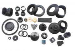 Rubber spare parts