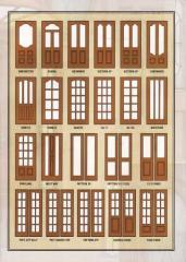 Doors for flats
