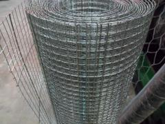 Wire meshes galvanized