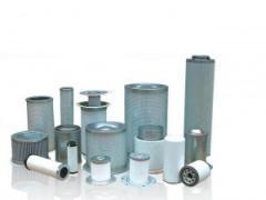 Oil filter separator
