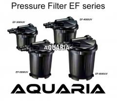 Pressure Filter with UVC