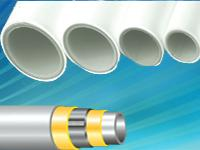 Pipes for hot and cold water