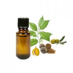 Nutmeg oils