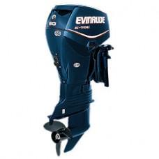 2012 Evinrude 60 HP 2-Stroke Outboard Motor