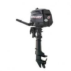 2012 Mercury 6 HP 4-Stroke Outboard Motor