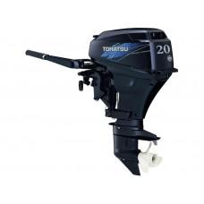 2013 Tohatsu 20 HP 4-Stroke Outboard Motor