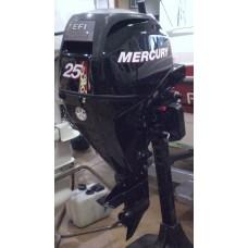 2013 Mercury 25 HP 4-Stroke Outboard Motor