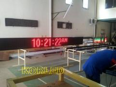 LED Running text (PC, RS-232 Type)