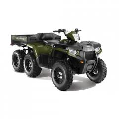 2013 Polaris Sportsman Big Boss 6x6 800 ATV