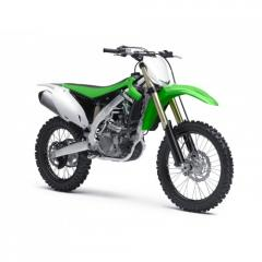 2013 Kawasaki KX450F Dirt Bike