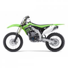 2012 Kawasaki KX450F Dirt Bike