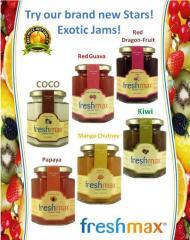 Red Dragon fruit Jam