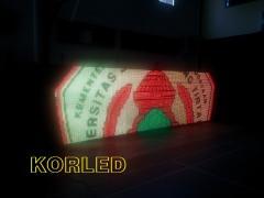 KORLED, Indonesia