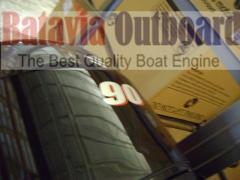 Suzuki DF90A Outboard Motor Four Stroke