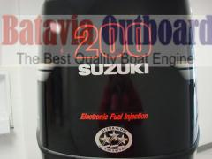 Suzuki DF200 Outboard Motor Four Stroke