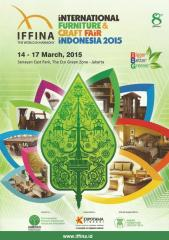 International Furniture & Craft  Fair (IFFINA) 2015