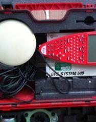 Leica sr530 system 500 GPS Rover