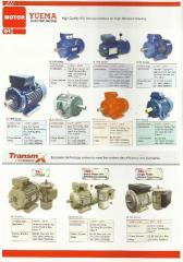 Yuema electro motors