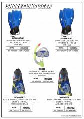 Snorkeling Sets