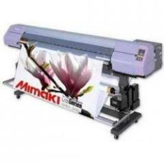 Mimaki DS-1600 Direct Textile Printer (64-inch)