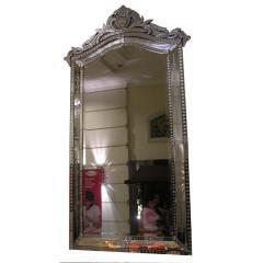 Venetian mirror large petra
