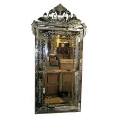 Rectangle venetian mirror pirus