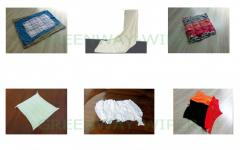 Cotton Clips, Rags