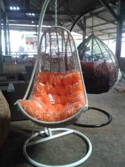 Rattan Synthetic swing