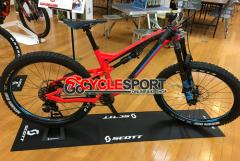 2017 Scott Genius LT 710 Plus Mountain Bike (GOCYCLESPORT)