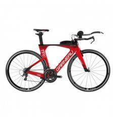 2016 Louis Garneau Gennix TR1 Elite Triathlon Bike