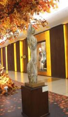 Akmal Jaya Petrified Wood Sculptures