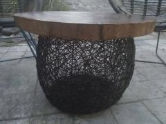 Base Basket Coffee Table