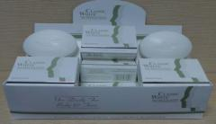 CLASSIC WHITE  SOAP - 85 GM ( BOX PACK ) - skin whitening soap from Indonesia