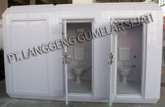 Toilet Fiber | WC Portable | Portable Toilet