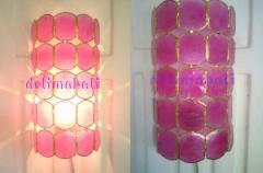 Сapiz wall lamp
