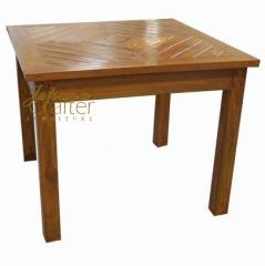 Teak Indoor Gambang Table