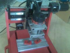 Mini CNC router/ Milling