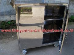 Troley cabinet